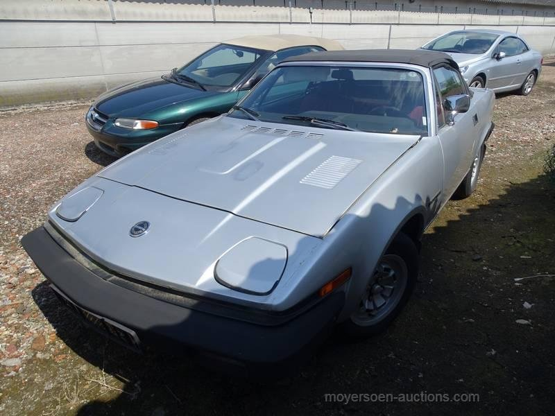 1979 TRIUMPH TR7 Cabrio  For Sale by Auction (picture 1 of 6)