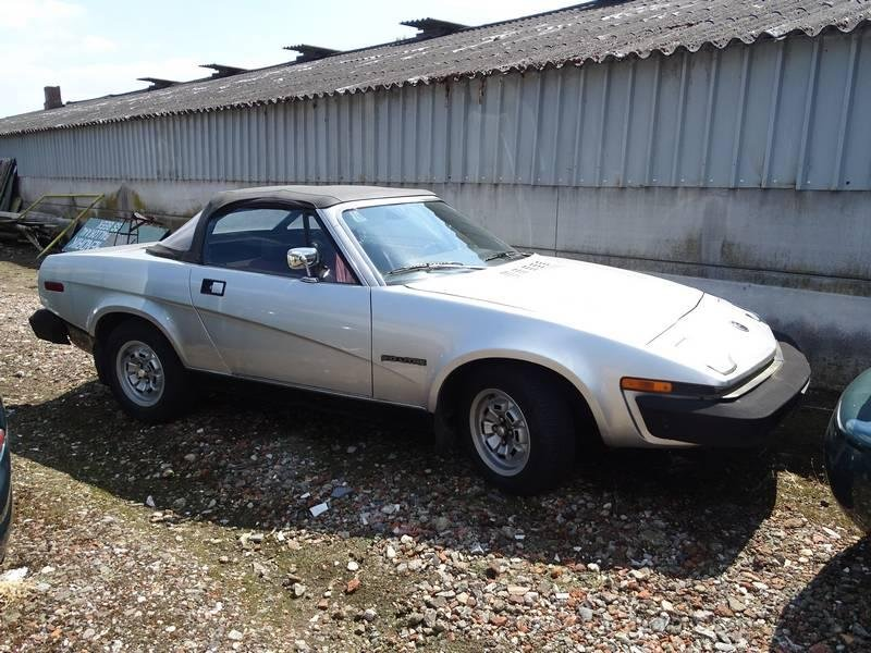 1979 TRIUMPH TR7 Cabrio  For Sale by Auction (picture 2 of 6)