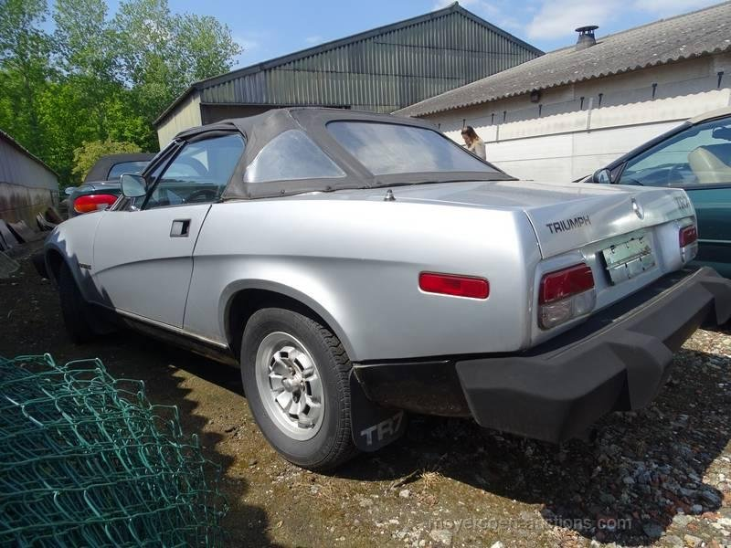 1979 TRIUMPH TR7 Cabrio  For Sale by Auction (picture 3 of 6)