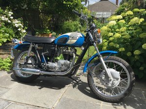 1971 Triumph Trophy 650cc O.I.F. For Sale
