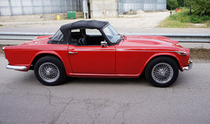 1968 Triumph TR4A IRS For Sale by Auction