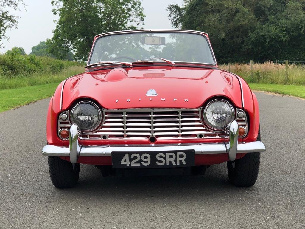 1963 Triumph TR4 SOLD (picture 2 of 6)