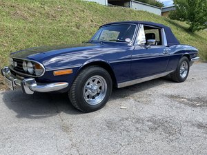 1972 Triumph Stag 3.0 V8 Manual + Overdrive
