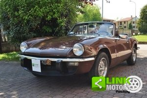 1974 Triumph Spitfire 1500 Targa ORO For Sale
