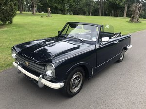 1970 British Triumph Herald Previous Bare Shell Restoration  SOLD