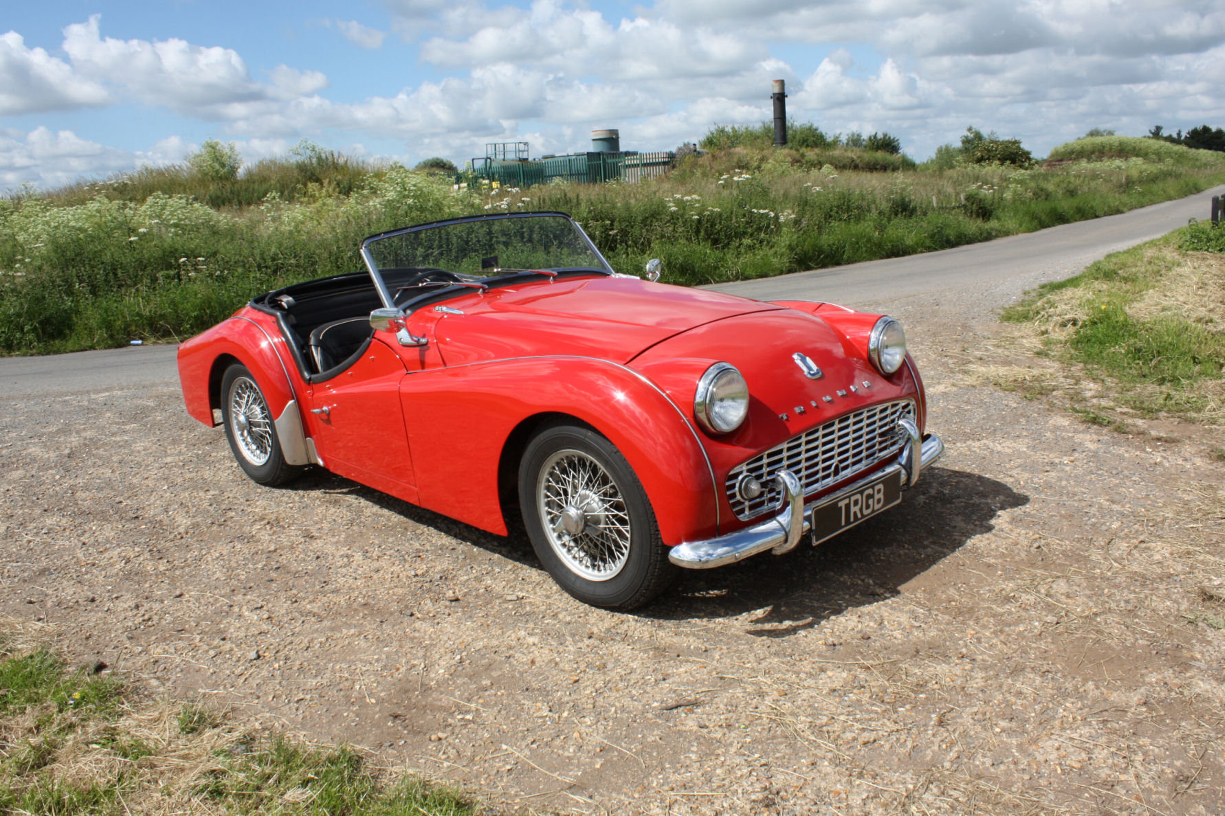 1960 TR3A IN EXCELLENT CONDITION WITH OVERDRIVE For Sale (picture 5 of 6)