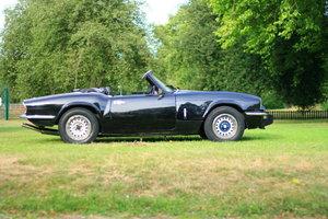 1980 Triumph Spitfire 1500 For Sale