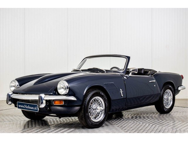 1970 Triumph Spitfire MK3 1500 Overdrive For Sale (picture 1 of 6)