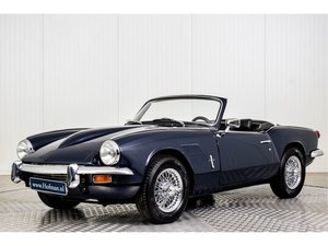 1970 Triumph Spitfire MK3 1500 Overdrive For Sale