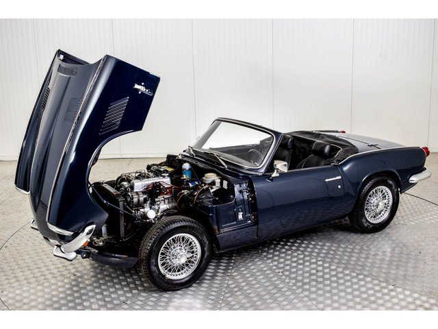 1970 Triumph Spitfire MK3 1500 Overdrive For Sale (picture 5 of 6)