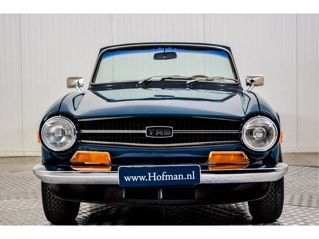 1974 Triumph TR6 Overdrive For Sale (picture 3 of 6)