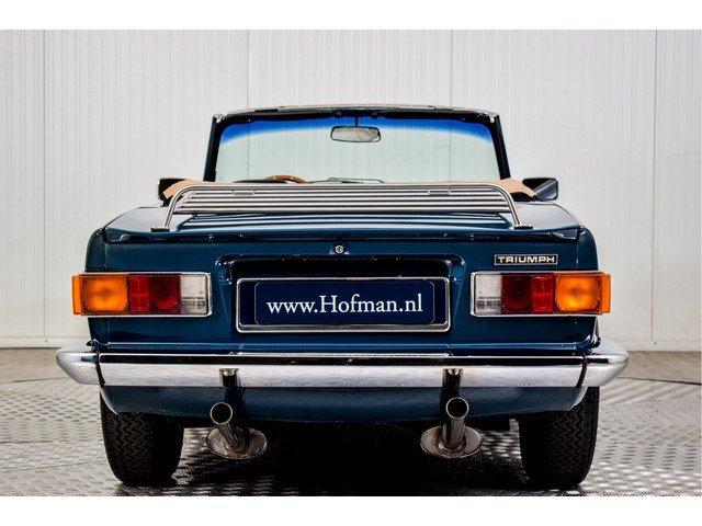 1974 Triumph TR6 Overdrive For Sale (picture 4 of 6)