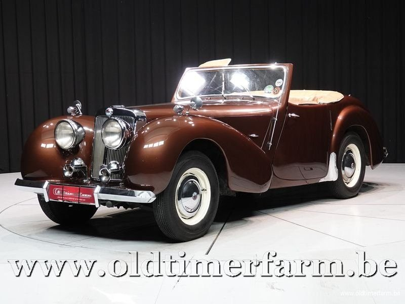 1947 Triumph 2000 Roadster '47 For Sale (picture 1 of 6)