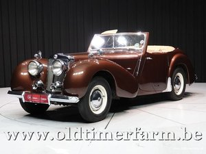 1947 Triumph 2000 Roadster '47 For Sale