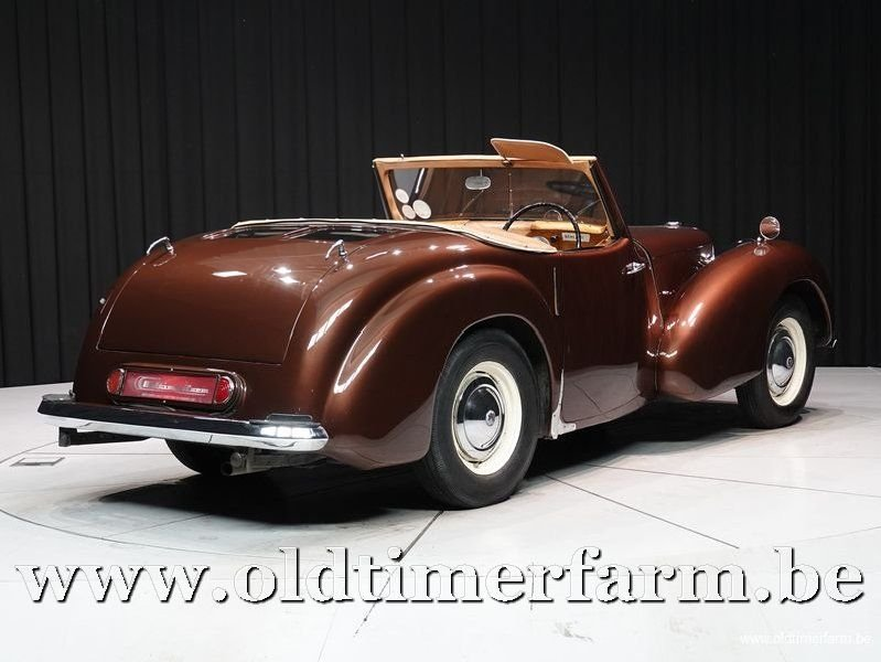 1947 Triumph 2000 Roadster '47 For Sale (picture 2 of 6)