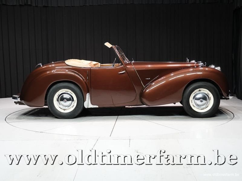 1947 Triumph 2000 Roadster '47 For Sale (picture 3 of 6)