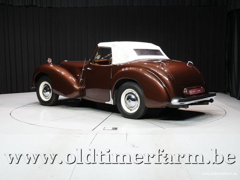 1947 Triumph 2000 Roadster '47 For Sale (picture 6 of 6)