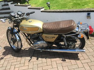 1979 Bonneville  400 miles from new