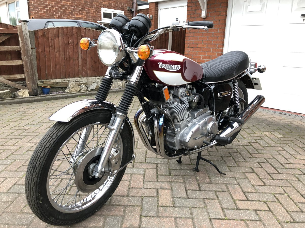 1975 Triumph trident t160 For Sale (picture 1 of 6)