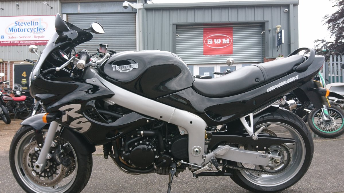 2002 AWESOME TRIUMPH RS 955-I For Sale (picture 5 of 6)