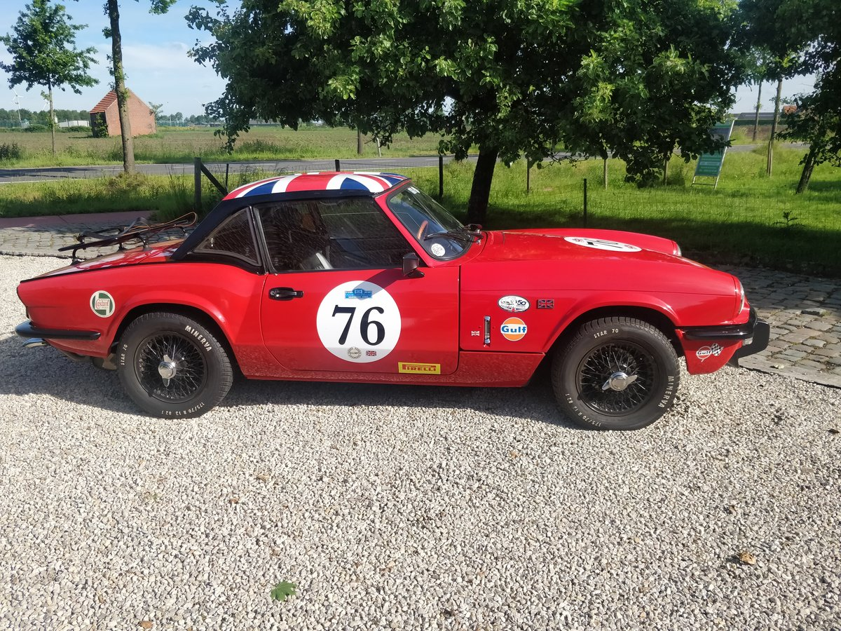 1976 Triumph Spitfire 1500 '76 SOLD (picture 1 of 6)