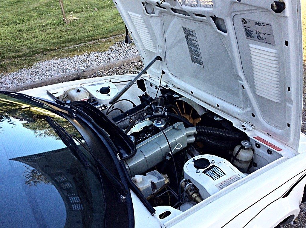 1975 TRIUMPH TR7 SPRINT - VIN ACG5 - SUPERB PROVENANCE  For Sale (picture 5 of 6)
