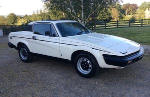 TRIUMPH TR7 SPRINT - VIN ACG5 - SUPERB PROVENANCE