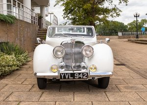 1948 Triumph 1800 Roadster For Sale by Auction