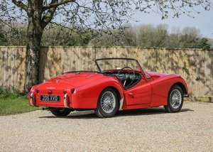 1959 Triumph TR3 For Sale by Auction