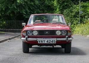 1977 Triumph Stag SOLD by Auction