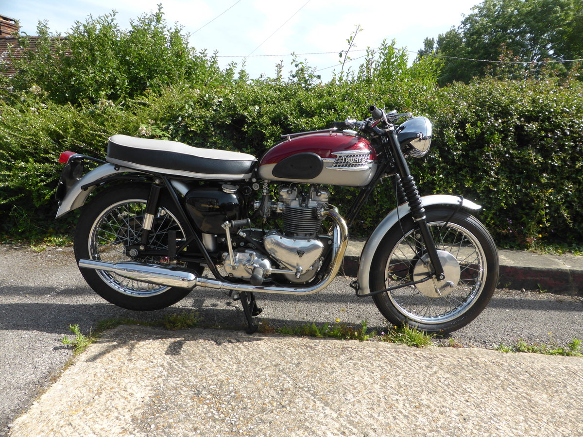 1961 Stunning Triumph TR6 For Sale (picture 2 of 4)