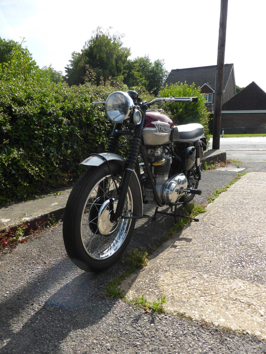 1961 Stunning Triumph TR6 For Sale (picture 3 of 4)