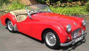 1957 Triumph TR3 SOLD