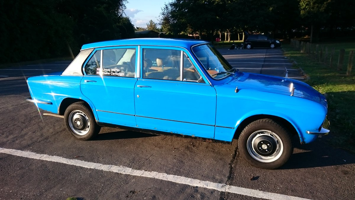 1979 Triumph Dolomite HL  For Sale (picture 1 of 3)
