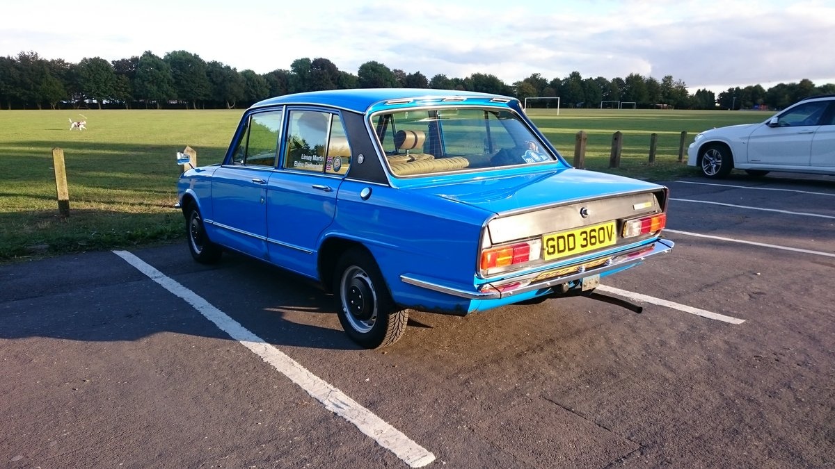 1979 Triumph Dolomite HL  For Sale (picture 2 of 3)