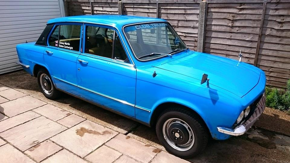 1979 Triumph Dolomite HL  For Sale (picture 3 of 3)