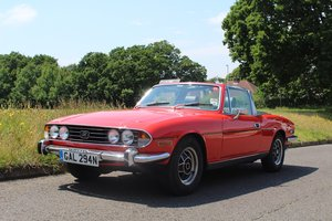 Triumph Stag Auto 1974 - To be auctioned 26-07-19 For Sale by Auction