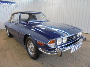 1971 ***Triumph Stag Auto - 2997cc - 20th July*** For Sale by Auction