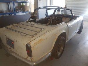 1962 Triumph TR 4 For restoration For Sale