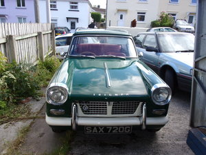 1969 Triumph herald uprated  For Sale