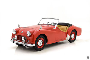 1955 TRIUMPH TR2 ROADSTER For Sale