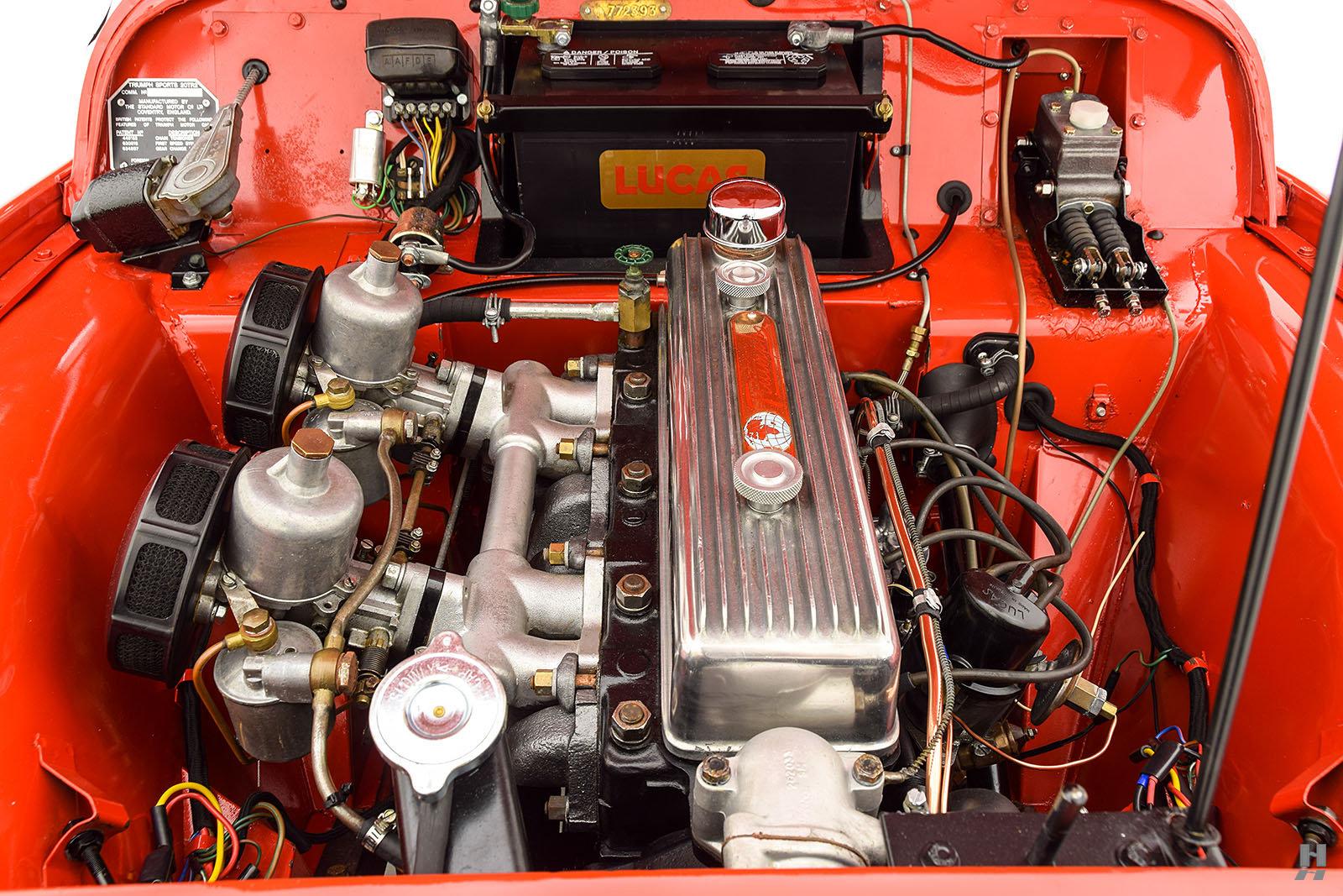1955 TRIUMPH TR2 ROADSTER For Sale (picture 4 of 6)