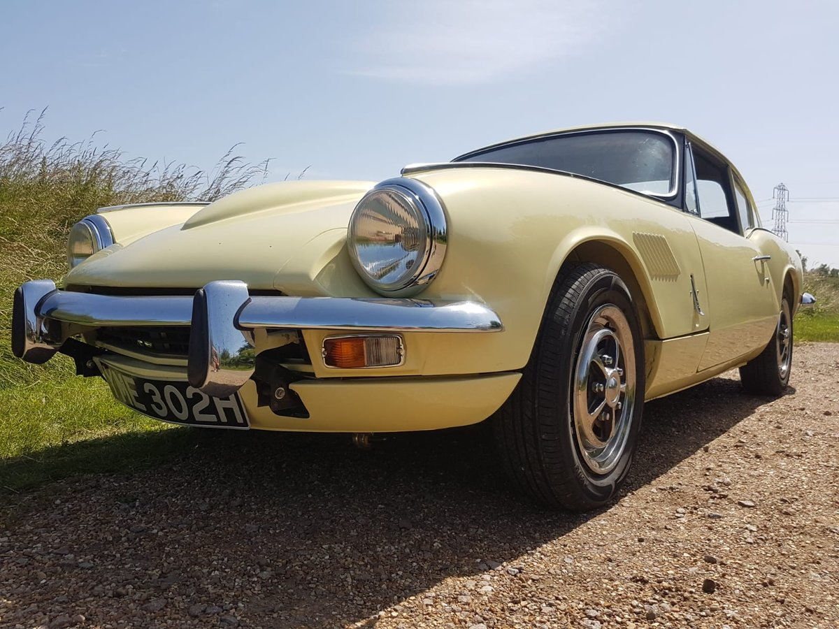 1970 Triumph GT6 Mk2 For Sale (picture 3 of 6)