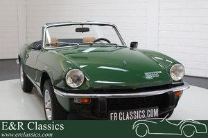 Triumph Spitfire 1500 1981 British Racing Green For Sale