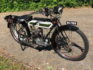 Triumph Model H 1917