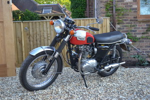 1973 Triumph Daytona T100R For Sale