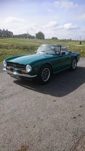 1972 STUNNING TRIUMPH TR6 FOR SALE For Sale