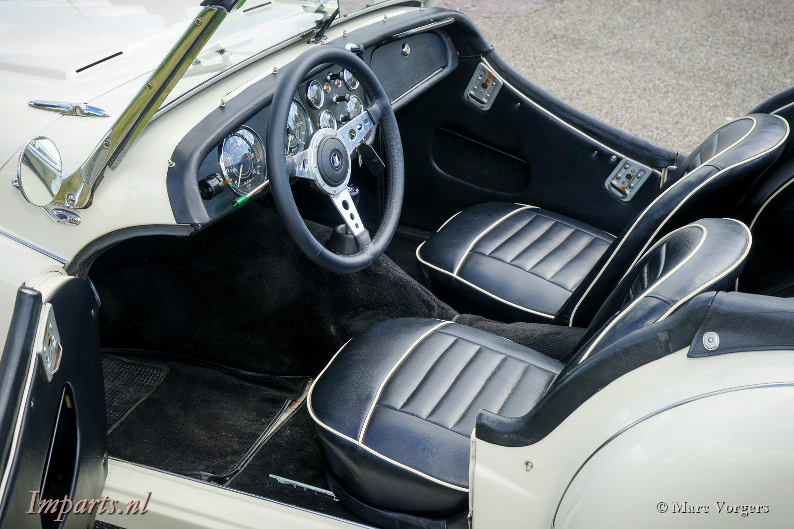 1959 Nice Triumph Tr3A with Overdrive For Sale (picture 2 of 6)