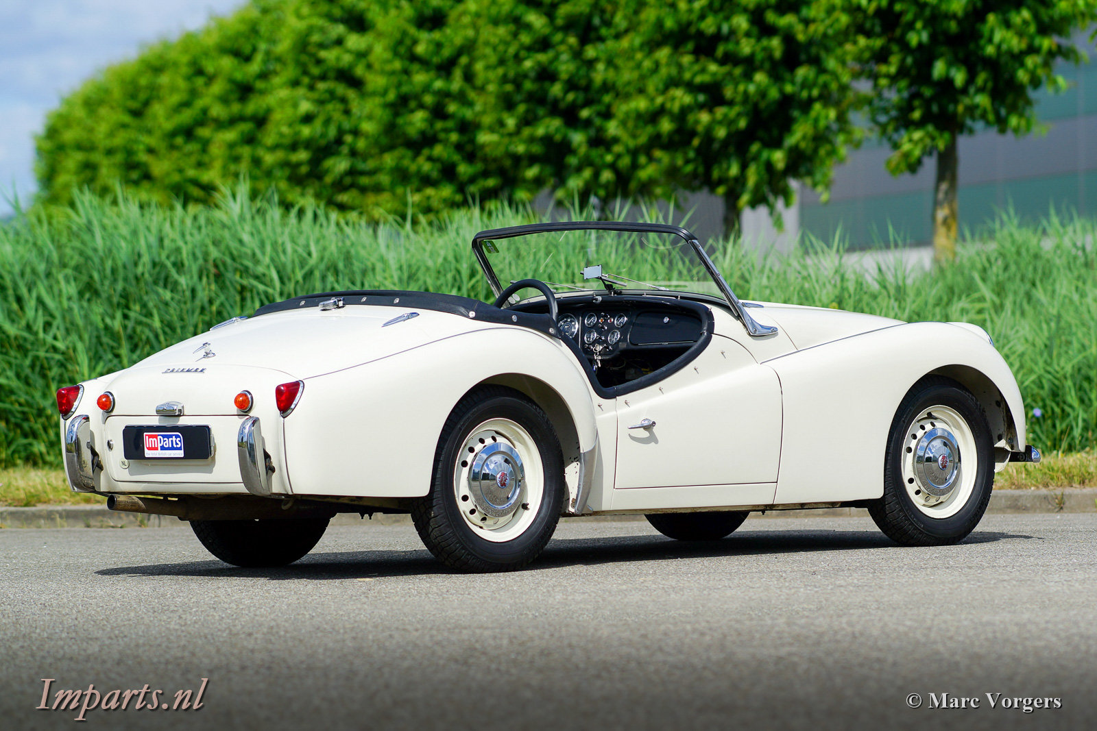 1959 Nice Triumph Tr3A with Overdrive For Sale (picture 4 of 6)