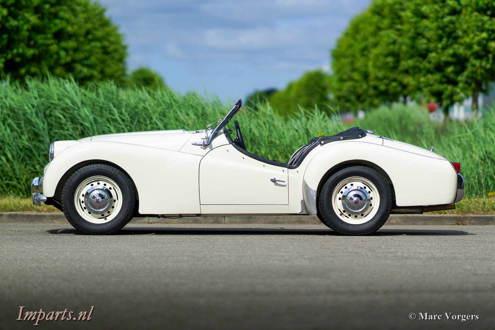 1959 Nice Triumph Tr3A with Overdrive For Sale (picture 5 of 6)